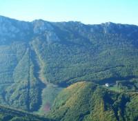Suva planina – planinarski dom Bojanine vode (860mnv)