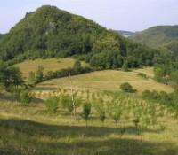 Jablanik – planinarski dom Debelo brdo (1040mnv)