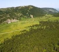 Mokra gora, planinarski dom (1340 mnv)
