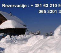"Zlatibor, planinarski dom ""Tornik"""
